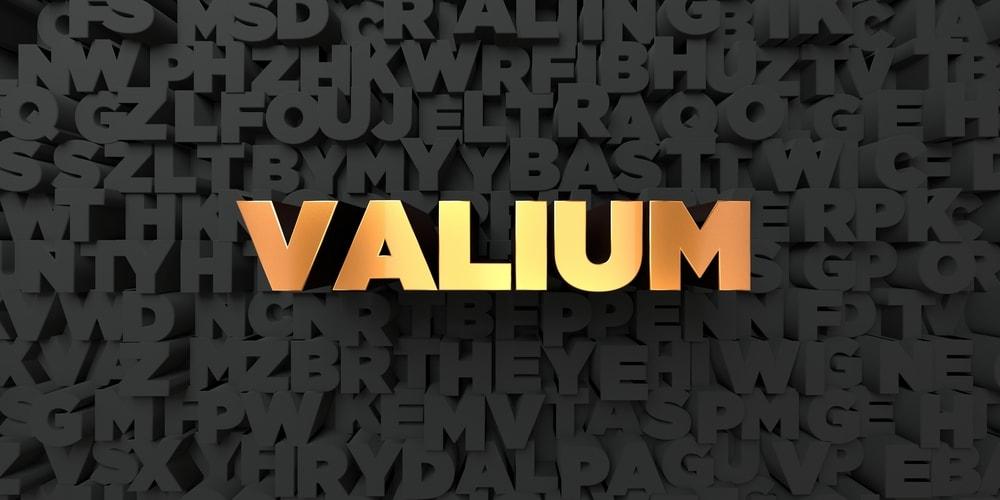valium detox