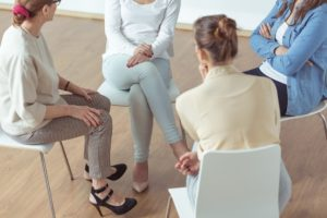 Group Therapy for Women in Rehabilitation