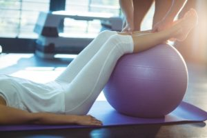 Physical Fitness Therapy rehabilitation
