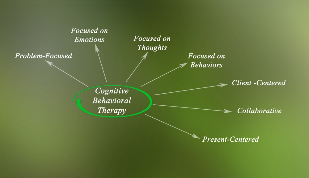 cognitive behavioral therapy for rehab
