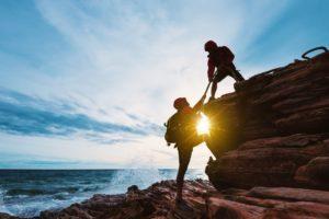 Adventure program for Women in drug rehab